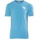 E9 Onemove T-Shirt Man Cyan